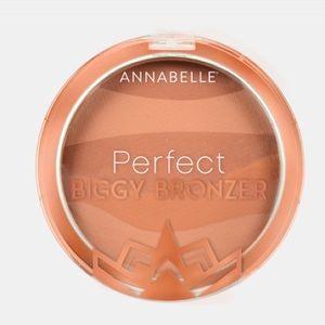 Annabelle Matte Gold bronzer